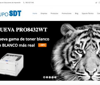 Web Gruposdt.com