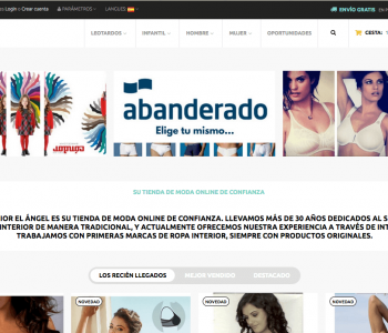 Tienda Online Modainteriorelangel.com