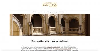 Web Sanjuandelosreyes.org