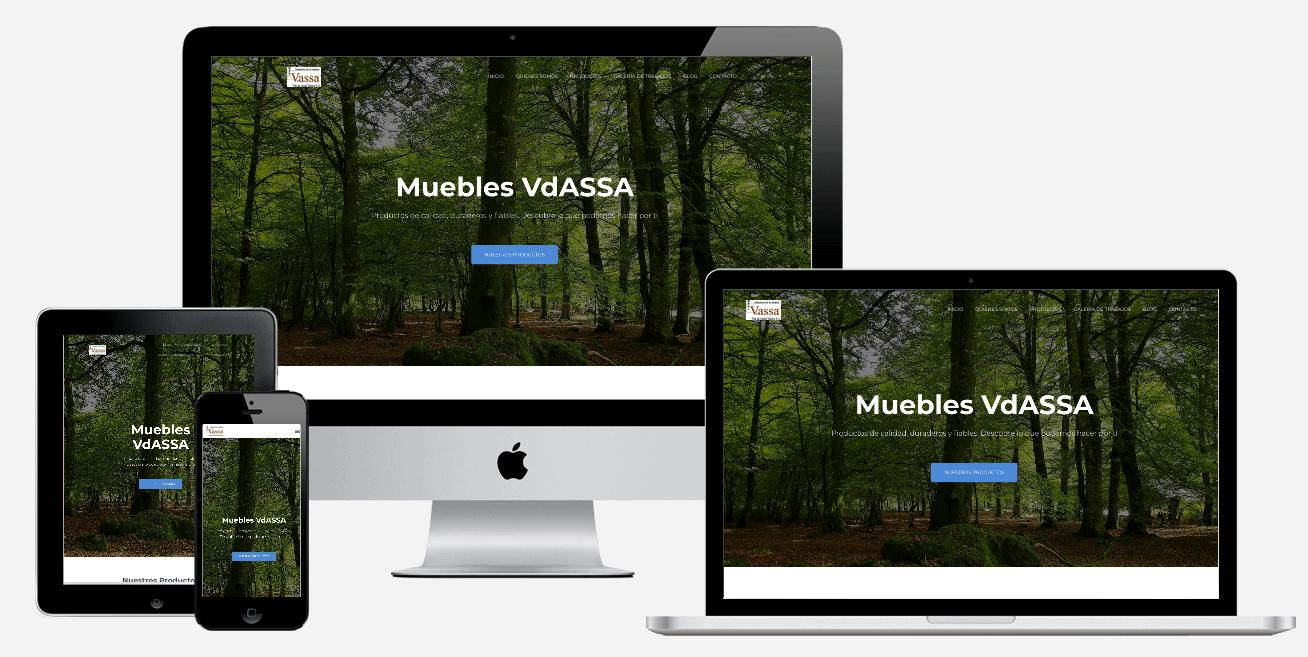 Web Premium Fabrica Muebles Vdassa