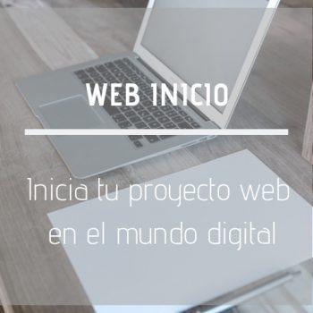 Hacer Pagina Web Inicio