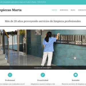 Limpiezas Marta
